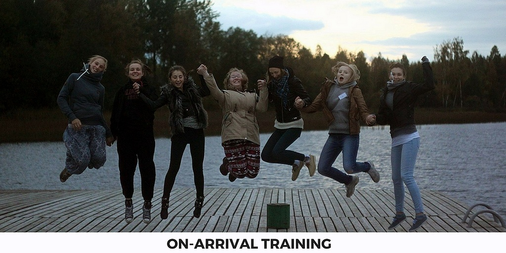 On-arrival training